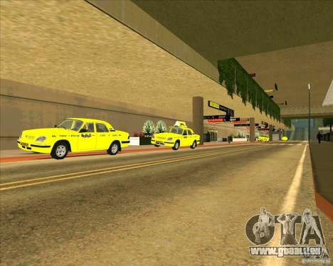 Priparkovanyj Transport V 3,0-Final für GTA San Andreas dritten Screenshot