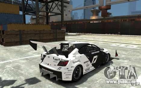 Scion tC AWD V1.0 für GTA 4 rechte Ansicht