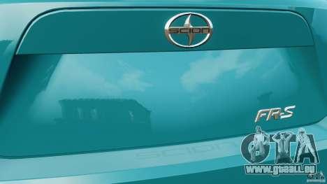 Scion FR-S für GTA 4 Räder