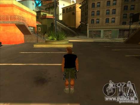 Phil pour GTA San Andreas deuxième écran