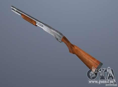 Grims weapon pack3-4 pour GTA San Andreas troisième écran