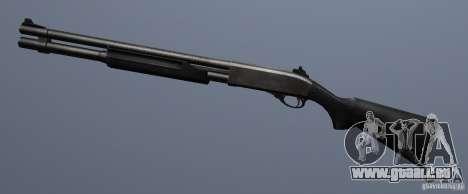 Remington 870 Marine für GTA San Andreas dritten Screenshot
