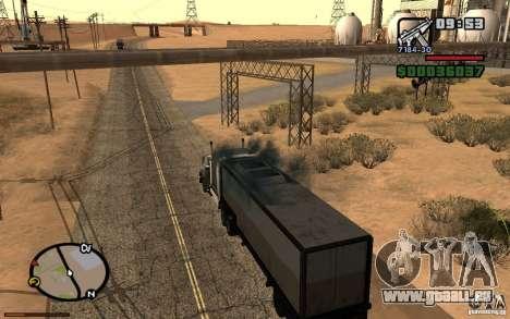 Aktives Dashboard v3. 2 (b) für GTA San Andreas fünften Screenshot