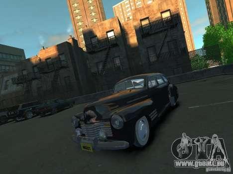 Cadillac Series 61 1942 pour GTA 4
