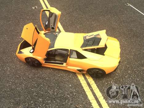 Lamborghini Reventon 2008 für GTA 4 hinten links Ansicht