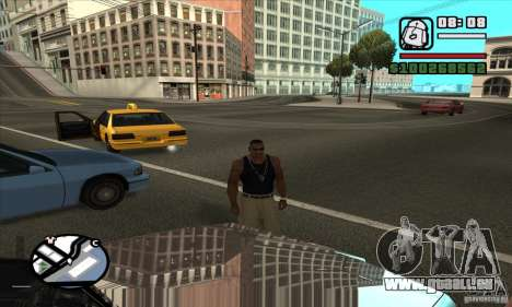 Enb Series HD v2 für GTA San Andreas sechsten Screenshot