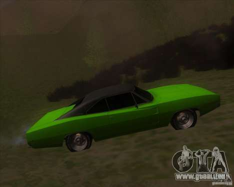 Dodge Charger RT 1968 für GTA San Andreas linke Ansicht