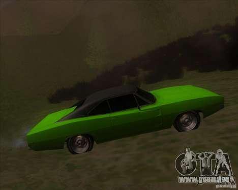 Dodge Charger RT 1968 für GTA San Andreas linke Ansicht