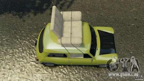 Mini Cooper pour GTA 4 est un droit