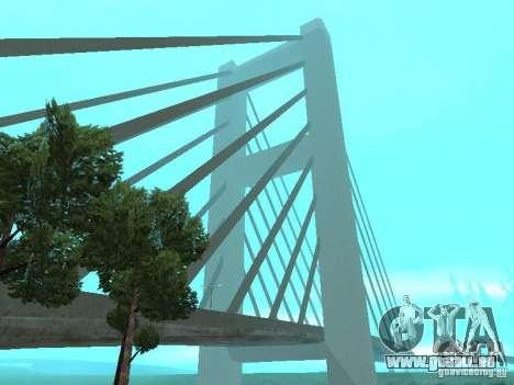 New Dubai mod pour GTA San Andreas deuxième écran
