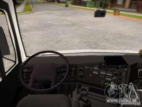 Mercedes Benz 710 pour GTA San Andreas laissé vue
