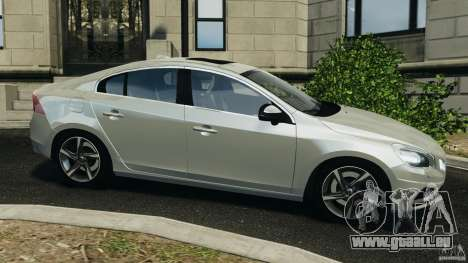 Volvo S60 R-Designs v2.0 für GTA 4 linke Ansicht