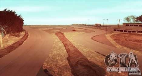 The Ebisu South Circuit pour GTA San Andreas quatrième écran