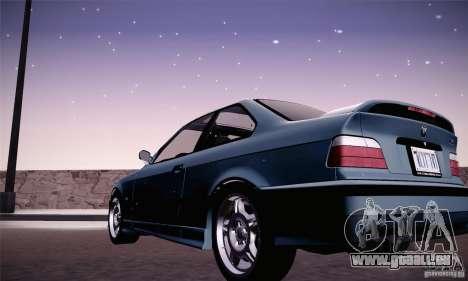 BMW E36 M3 Coupe - Stock für GTA San Andreas linke Ansicht