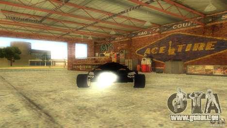 Lamborghini Concept pour GTA San Andreas vue arrière