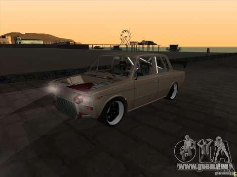 Style dérive de VAZ 2106 pour GTA San Andreas