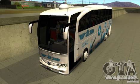 Mercedes-Benz Travego 15 SHD pour GTA San Andreas
