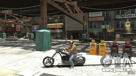 Helm Volcom, Metallica & Simpsons für GTA 4 fünften Screenshot