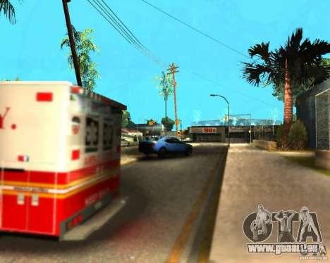 ENB For medium PC pour GTA San Andreas sixième écran