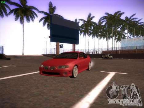 Pontiac FE GTO pour GTA San Andreas