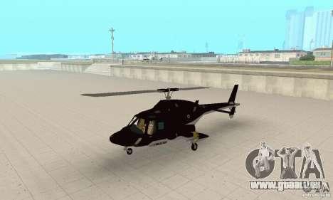 Airwolf für GTA San Andreas