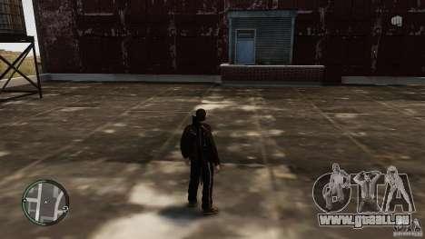 Equip Gun .Net pour GTA 4 secondes d'écran