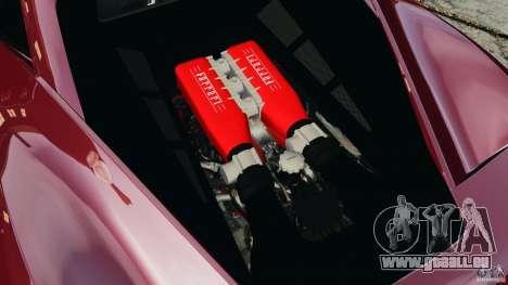 Ferrari 458 Italia 2010 v2.0 pour GTA 4 est un côté
