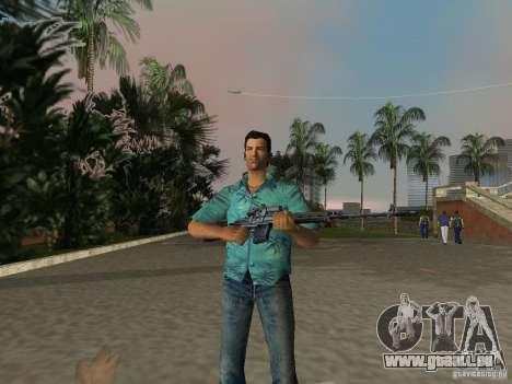 Armes National Parc supérieur pour GTA Vice City le sixième écran