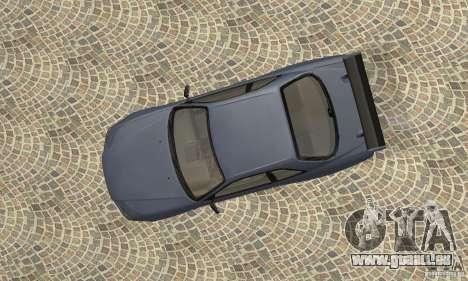 Nissan Skyline R-34 GTR pour GTA San Andreas vue arrière