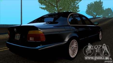 ENBSeries by Allen123 pour GTA San Andreas deuxième écran