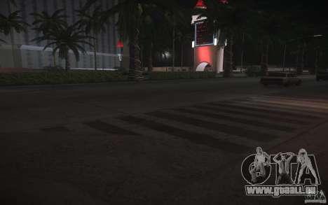 Route de HD v 2.0 finale pour GTA San Andreas septième écran