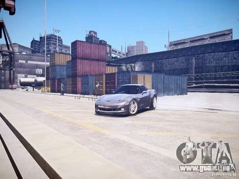 Chevrolet Corvette Z06 für GTA 4 rechte Ansicht