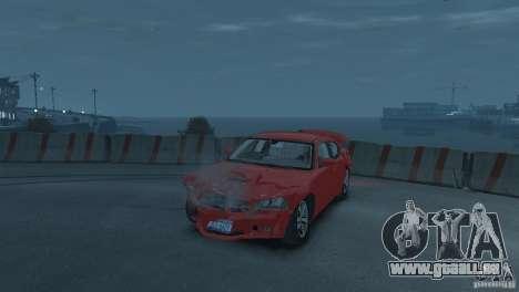 Dodge Charger 2007 SRT8 pour GTA 4 est un côté