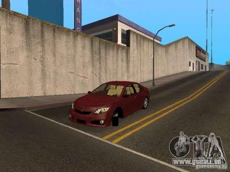 Toyota Camry 2013 für GTA San Andreas
