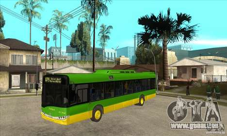 Solaris Urbino 11 pour GTA San Andreas