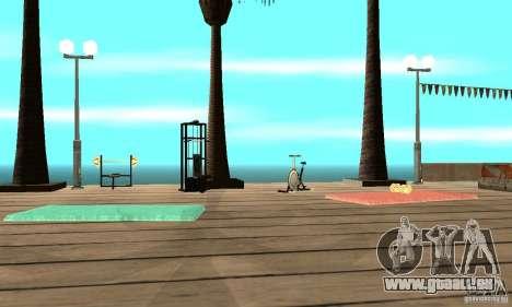 Dan Island v1.0 pour GTA San Andreas quatrième écran