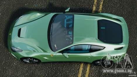 Ferrari F12 Berlinetta 2013 [EPM] pour GTA 4 est un droit