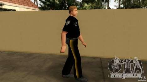 Neue Kleidung Bullen für GTA Vice City zweiten Screenshot