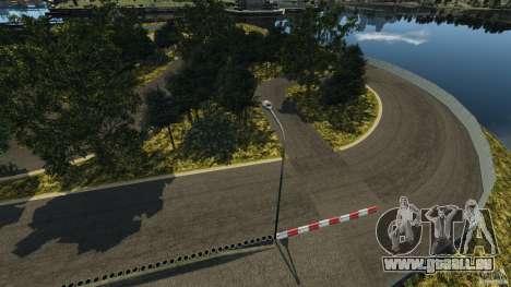 Bihoku Drift Track v1.0 pour GTA 4 troisième écran