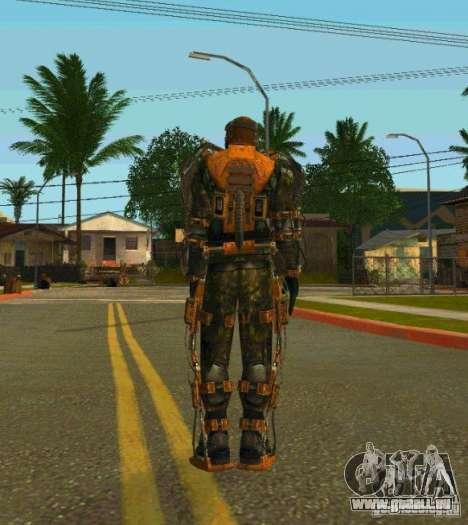Peaux de S.T.A.L.K.E.R. pour GTA San Andreas neuvième écran