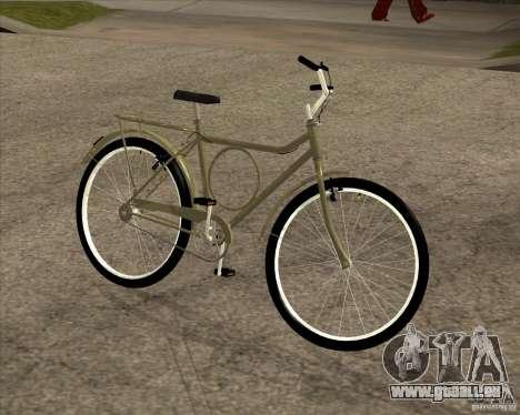 Nouveau vélo pour GTA San Andreas