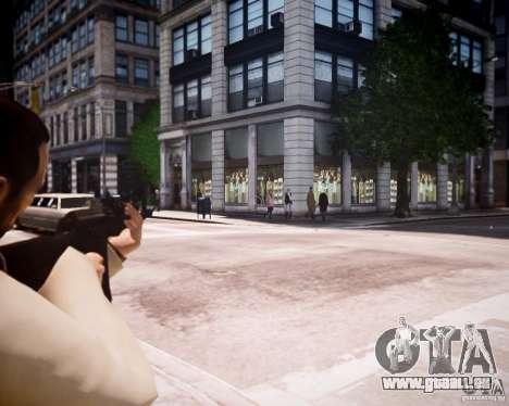 AKM 74 pour GTA 4 quatrième écran