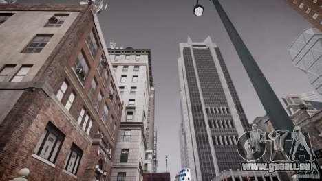 Mega Graphics pour GTA 4 dixièmes d'écran