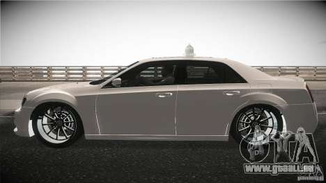 Chrysler 300 SRT8 2012 für GTA San Andreas linke Ansicht