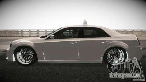 Chrysler 300 SRT8 2012 pour GTA San Andreas laissé vue