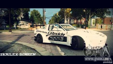 Nissan 380sx BenSpora pour GTA 4