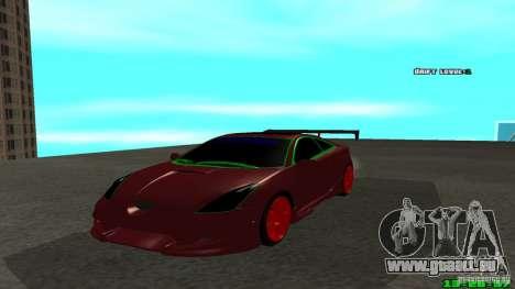 Toyota Celica v2 pour GTA San Andreas