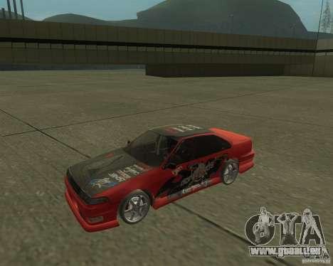 Nissan Cefiro A31 (D1GP) pour GTA San Andreas vue de droite