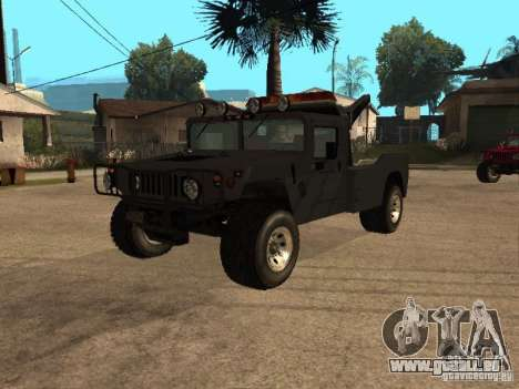 Camion HUMMER H1 pour GTA San Andreas