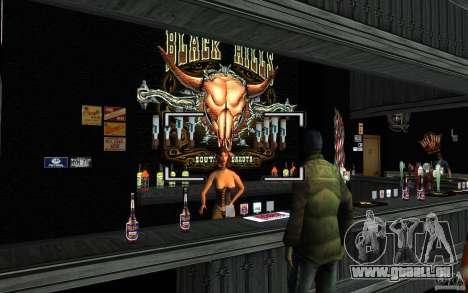 New Bar für GTA San Andreas her Screenshot